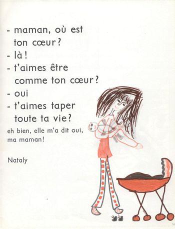 Art Enfantin Et Créations 89 Gerbe De Textes Libres
