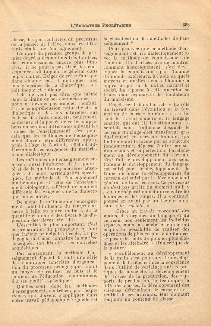 leducateur prol233tarien n1767 avril 1933