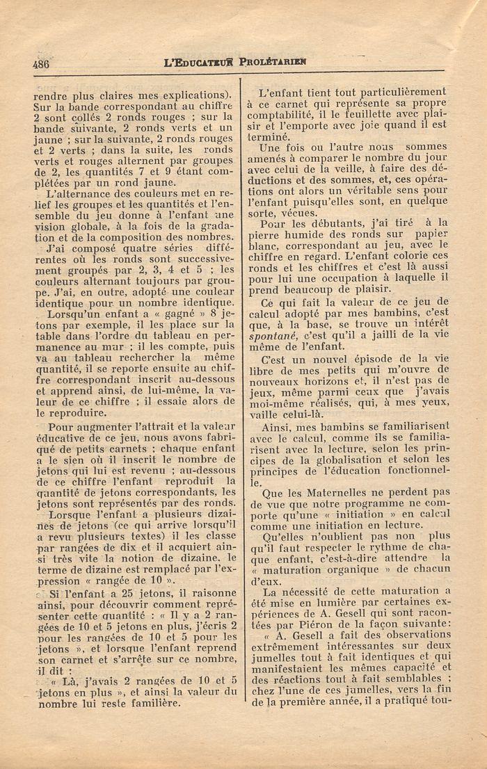 leducateur prol233tarien n1769 juin 1933