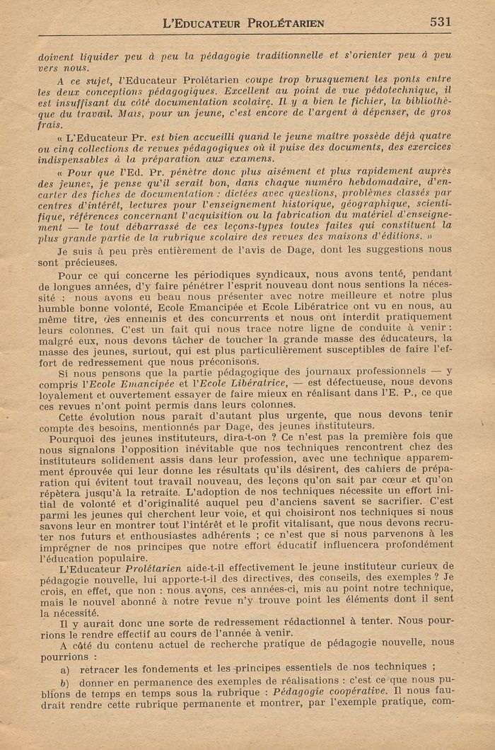 leducateur prol233tarien n17610 juillet 1934