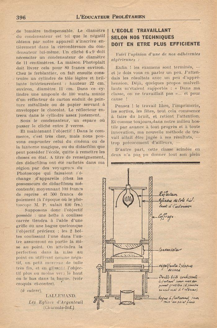 leducateur prol233tarien n17619 juillet 1938